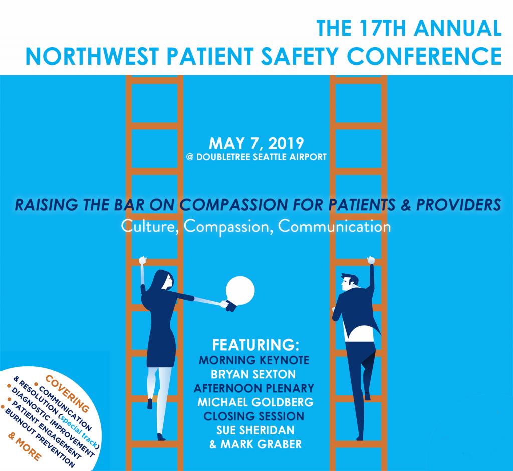 2019 NW Patient Safety Conference - DoubleTree - Promo - Feb - Small